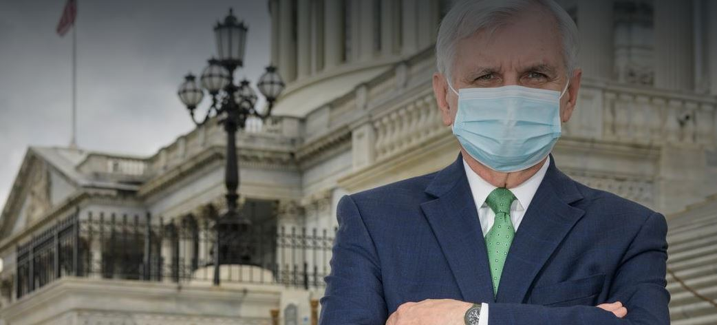 Reed: Trump Clearly Lost Election & His Transition Blockade Threatens Public Health & U.S. National Security