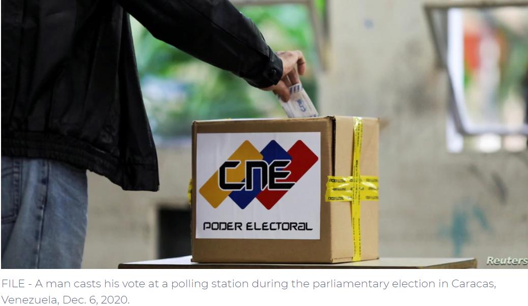 US Condemns Venezuela Election as 'Charade'