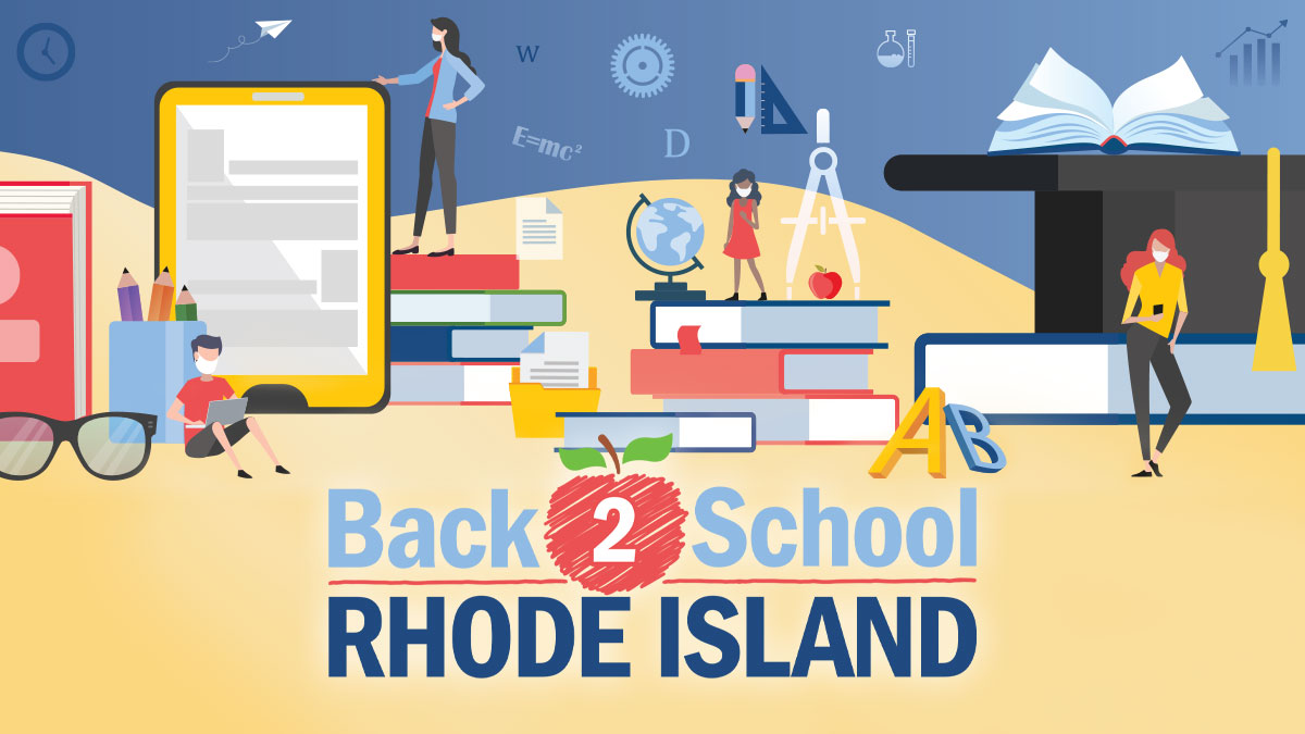 RIDE Announces Update to Statewide School Calendar, Staggered Return to Schools Schedule for January 2021