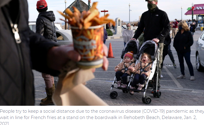 US Passes 350,000 COVID-19 Deaths
