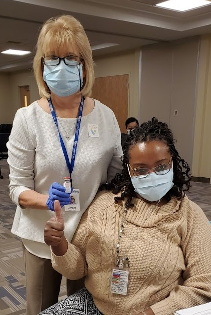 Moderna COVID Vaccine arrives at Blackstone Valley Community Health Care