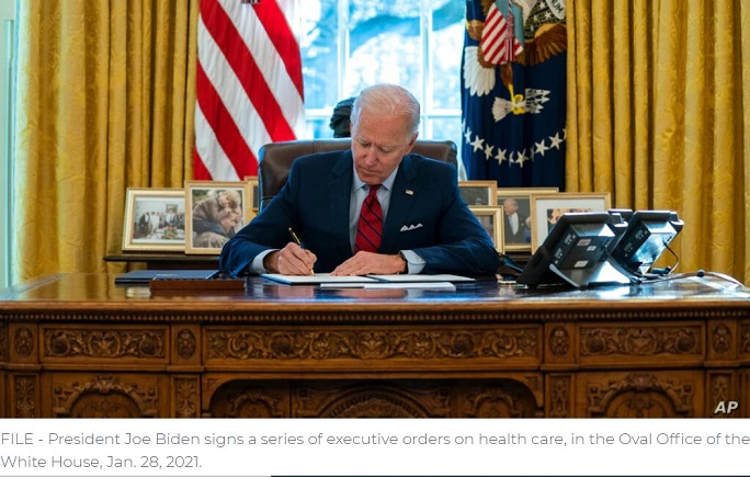 Biden, Senate Republicans Far Apart on New Virus Relief Bill