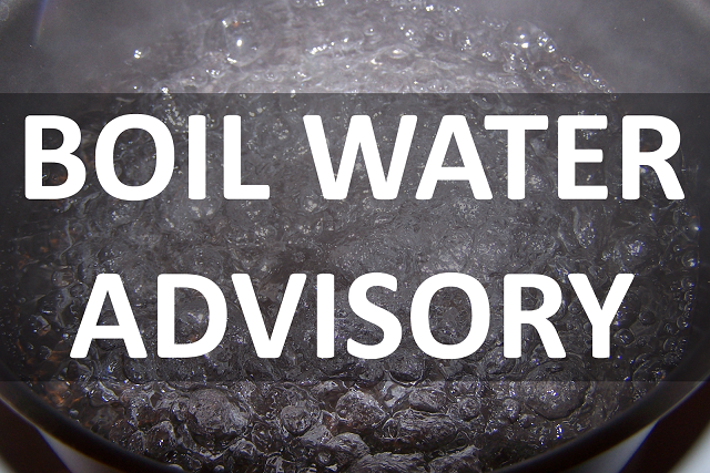 Precautionary Boil Water Advisory Issued for a Portion of the City of Newport Water System