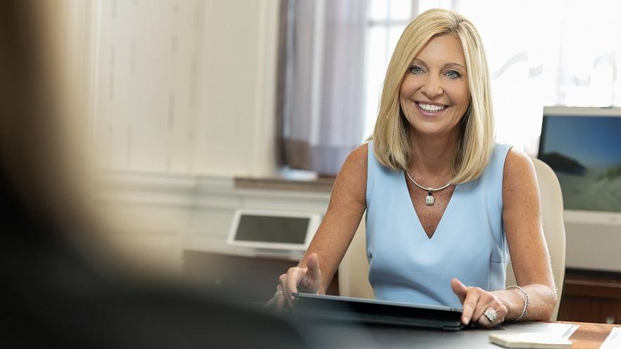 CVS has a new CEO, Karen S. Lynch
