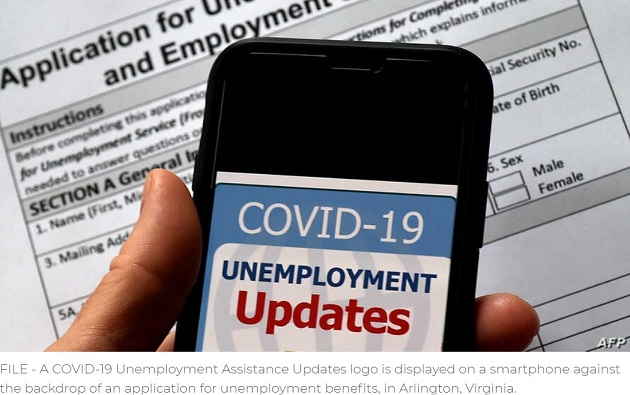 US Unemployment Benefit Claims Edge Higher