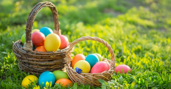 """Hoppy Days"" Are Here Again as Annual Easter Egg Hunt Returns to Woonsocket for a ""Bunny Trail"" Drive-Thru at Rivers Edge on March 27th"