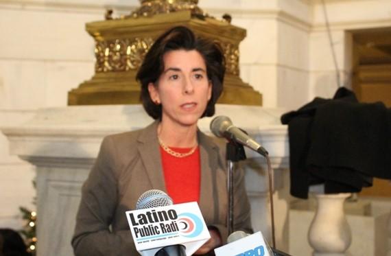 Raimondo Wins US Senate Confirmation; she resigns as governor