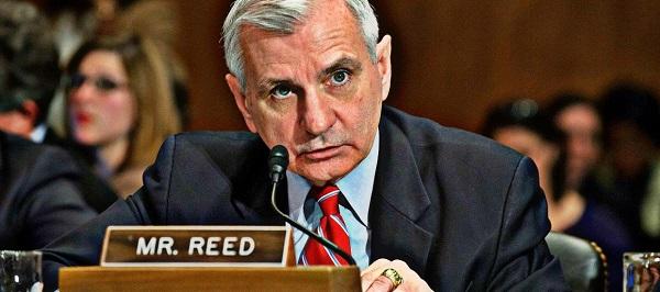 Reed Congratulates Raimondo on Commerce Confirmation & Welcomes Incoming Gov. McKee