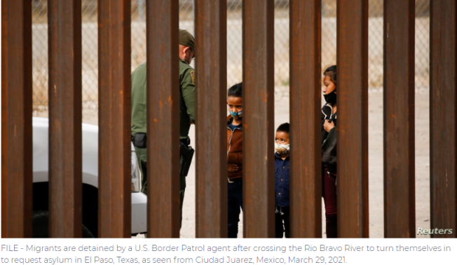 Migrant Youths Face Perils, Uncertainty at US Border