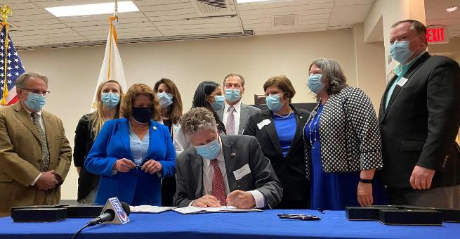 Governor McKee Signs Bill Requiring Full Coverage of Colorectal Cancer Screening