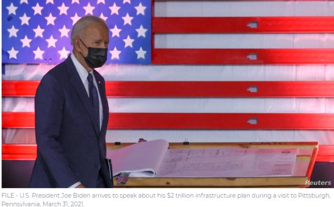 Breaking Down Biden's Major Spending Proposals