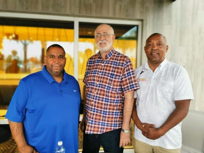 LPR Sports News Meets with the Presidents of the Dominican Olympic Committee and the Dominican Baseball Federation