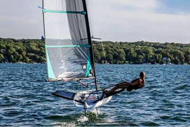 U.S. SailGP Team announces 'Foiling First' partnership program supporting community sailing organizations nationwide