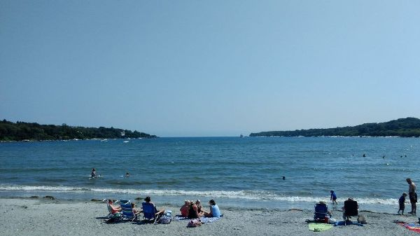 RIDOH Recommends Reopening Mackerel Cove Beach for Swimming