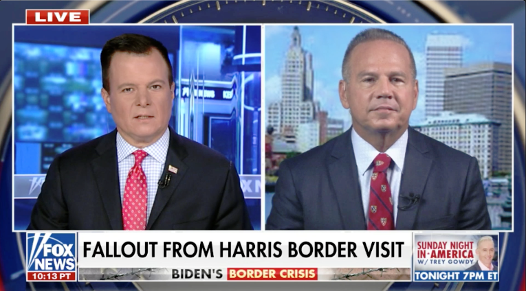 Cicilline on Fox News