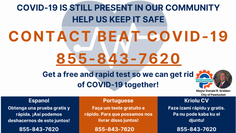 COVID-19 Clinics in Pawtucket
