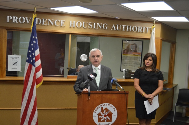 Reed Delivers Another $2.5 Million in Federal Housing Vouchers to Help RIers Experiencing Homelessness or At-Risk of Becoming Homeless
