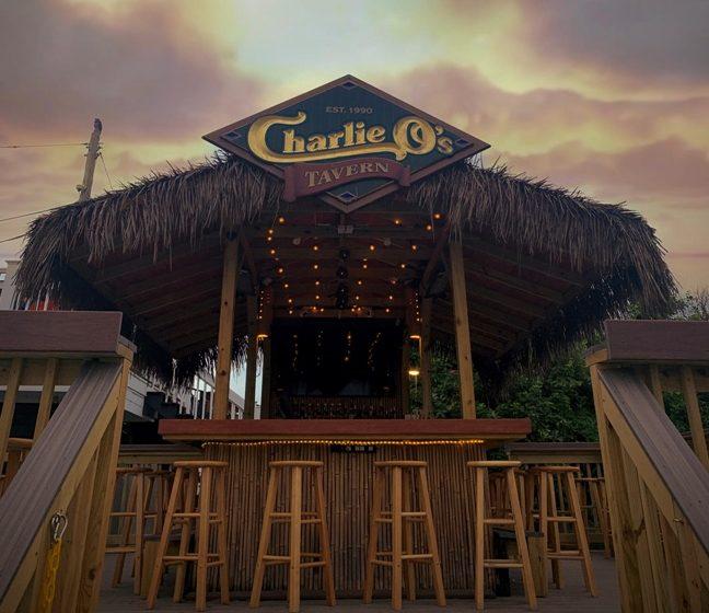 Grand Opening of Charlie O's Tiki Tavern!