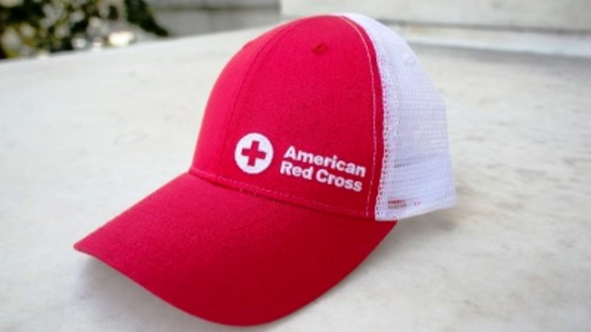 The American Red Cross is helping two people after a fire Monday in Warwick